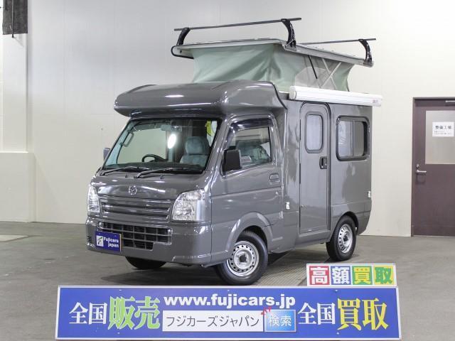 「キャンピング AZ-MAX K-ai ポップアップ 4WD@車選びドットコム」の画像1