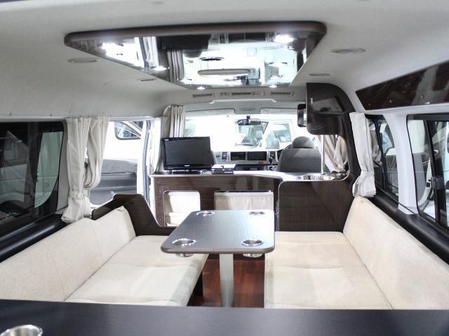 「キャンピング アネックス リコルソ 4WD FFヒーター@車選びドットコム」の画像3