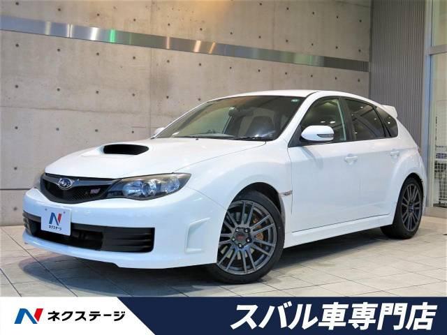 「平成21年 インプレッサ WRX STI スペックC 18インチタイヤ仕様車@車選びドットコム」の画像1