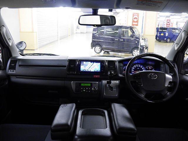 「\全車保証付/ 平成28年 トヨタ ハイエースバン 2.0 スーパーGL ダークプライム@車選びドットコム」の画像3