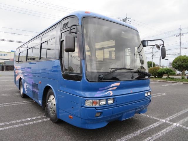 「エアロミディ 観光仕様 平成9年式 リクライニングモケットシート@車選びドットコム」の画像1