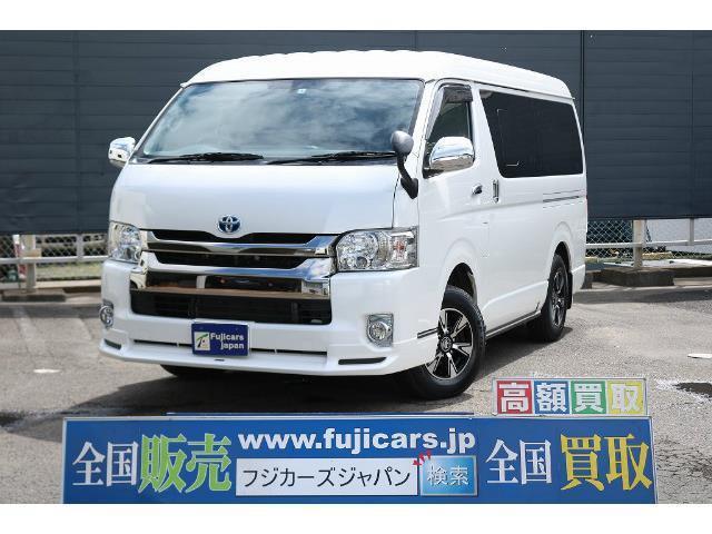 「キャンピング オグショー ベッドキット 4WD@車選びドットコム」の画像1
