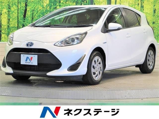 「平成30年 アクア 1.5 S @車選びドットコム」の画像1