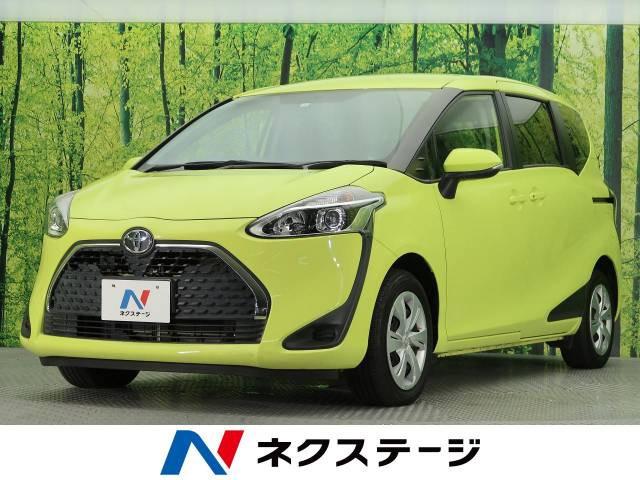「平成31年 シエンタ 1.5 X @車選びドットコム」の画像1