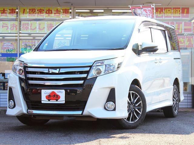 「\全車保証付/ 平成27年 トヨタ ノア 2.0 Si @車選びドットコム」の画像1