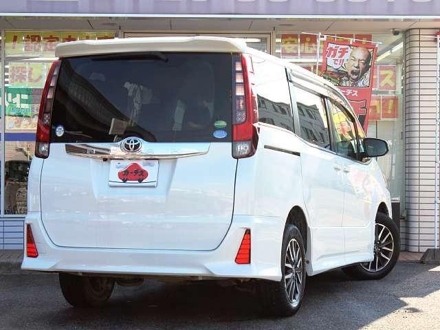 「\全車保証付/ 平成27年 トヨタ ノア 2.0 Si @車選びドットコム」の画像2