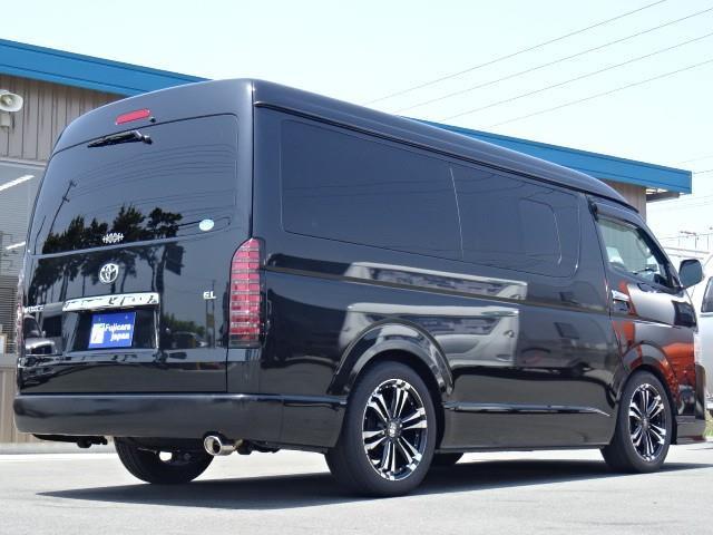 「H30 バンコン ハイエース GL Hearts製ベッドキット@車選びドットコム」の画像2
