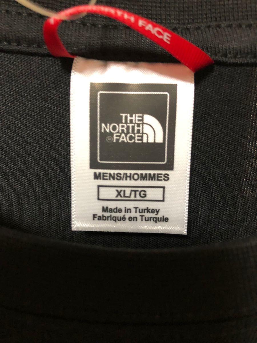 THE NORTH FACE ボックスロゴ Tee ノースフェイスTシャツ 半袖Tシャツ バックプリント