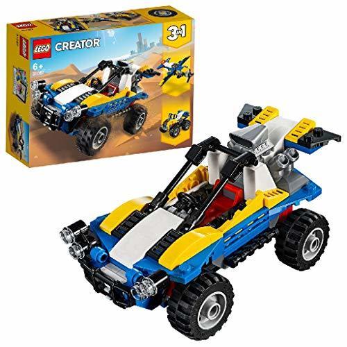 レゴ(LEGO) レゴ(LEGO) クリエイター 砂漠のバギーカー 31087 ブロック おもちゃ 女の子 男の子 車_画像1