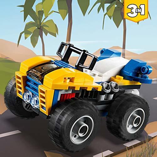 レゴ(LEGO) レゴ(LEGO) クリエイター 砂漠のバギーカー 31087 ブロック おもちゃ 女の子 男の子 車_画像3