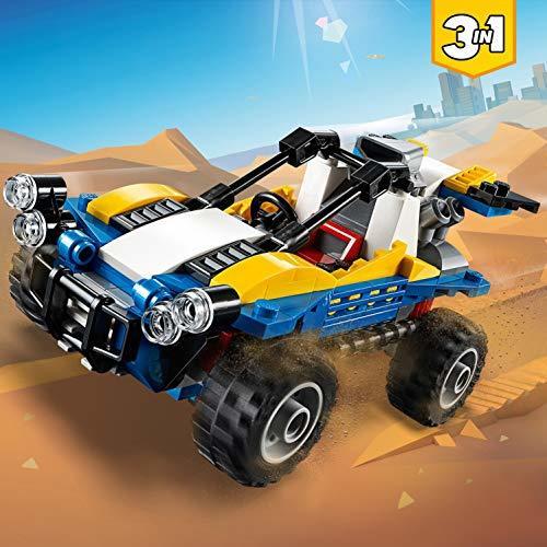 レゴ(LEGO) レゴ(LEGO) クリエイター 砂漠のバギーカー 31087 ブロック おもちゃ 女の子 男の子 車_画像2