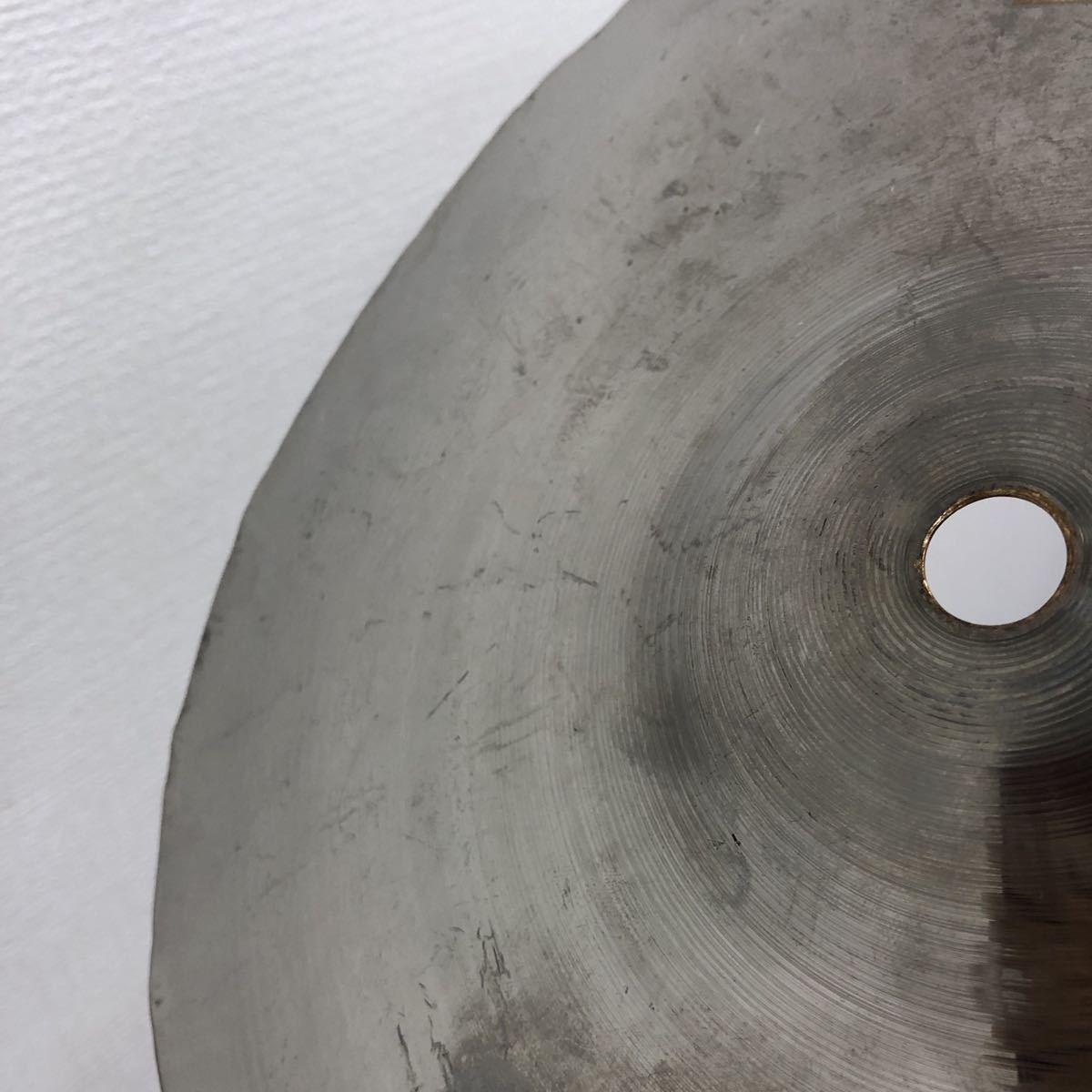□Zildjian ジルジャン ZXT TITANIUM Flash Splash シンバル ドラム 打楽器 楽器 10インチ スプラッシュ パーカッション □21073005_画像9