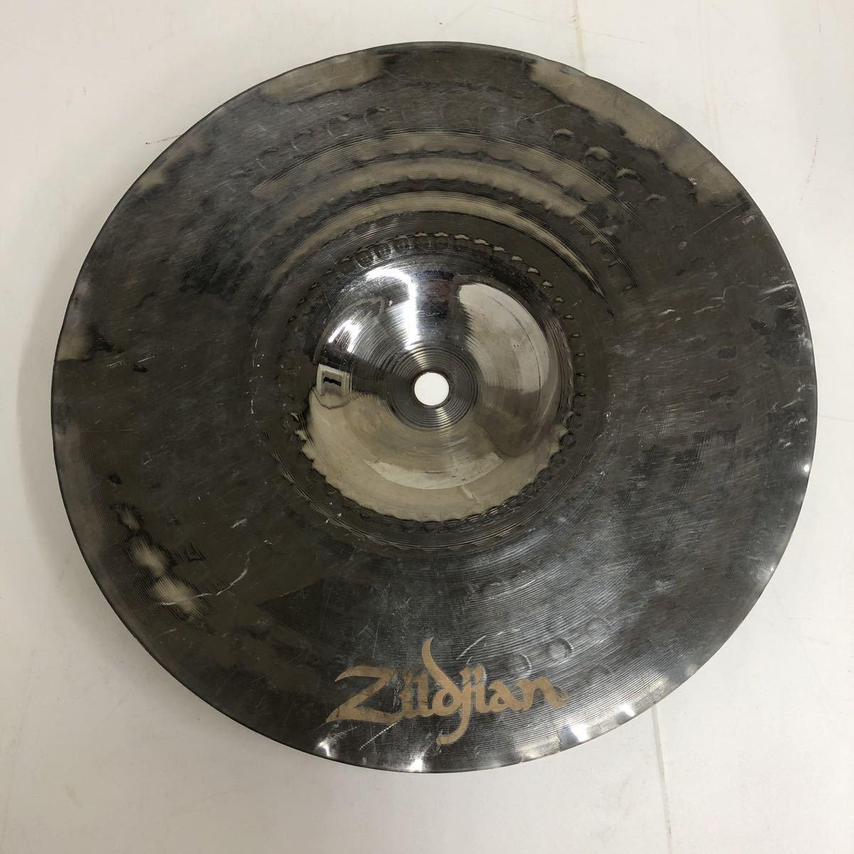 □Zildjian ジルジャン ZXT TITANIUM Flash Splash シンバル ドラム 打楽器 楽器 10インチ スプラッシュ パーカッション □21073005_画像3