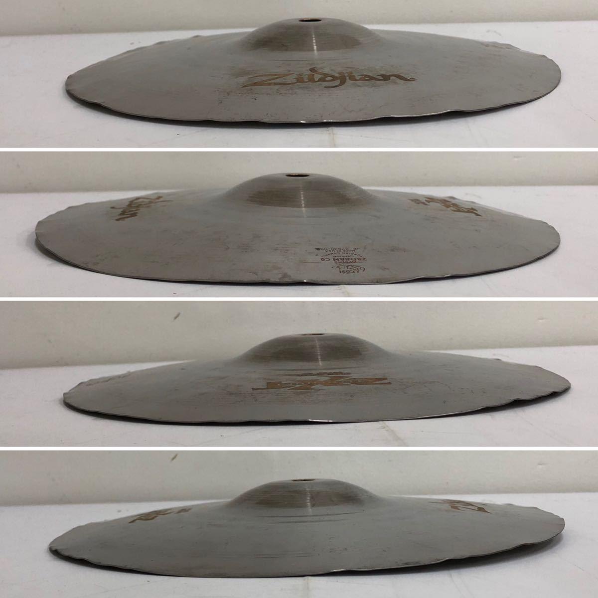 □Zildjian ジルジャン ZXT TITANIUM Flash Splash シンバル ドラム 打楽器 楽器 10インチ スプラッシュ パーカッション □21073005_画像4