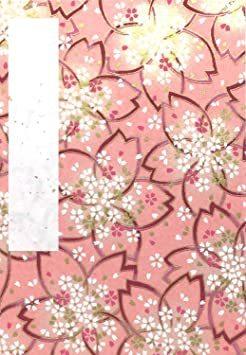 桜染 【Amazon.co.jp 限定】和紙かわ澄 御朱印帳 16×11.2cm 友禅和紙 はんなり 桜染_画像1
