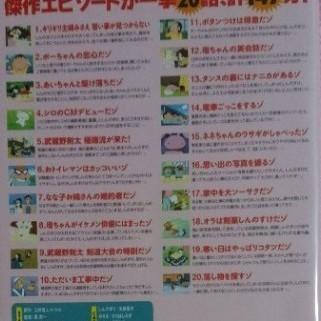クレヨンしんちゃん イッキ見20 DVDネネちゃんのウサギがしゃべったゾ