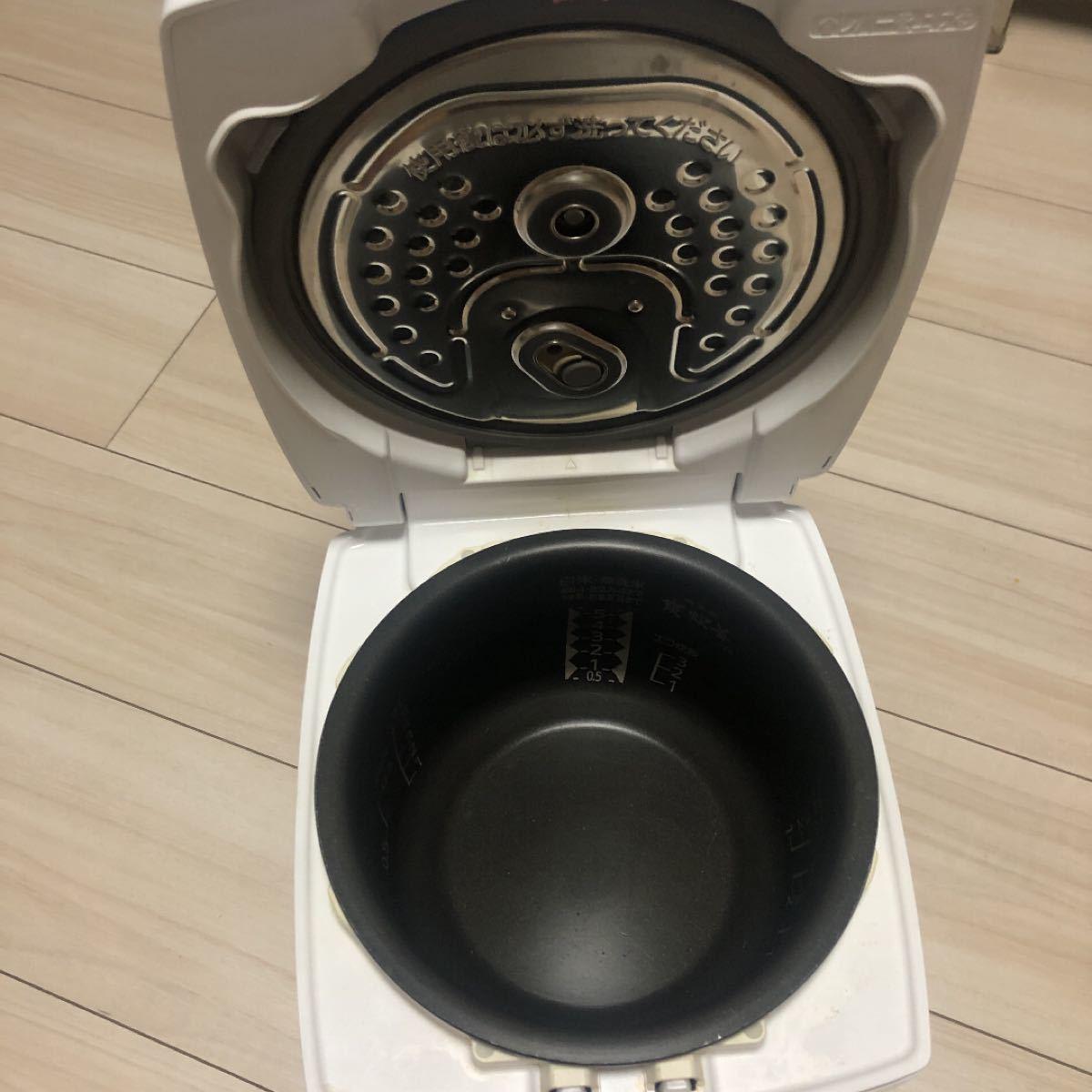 三菱IHジャー炊飯器 MITSUBISHI NJ-VV106-W ジャンク品