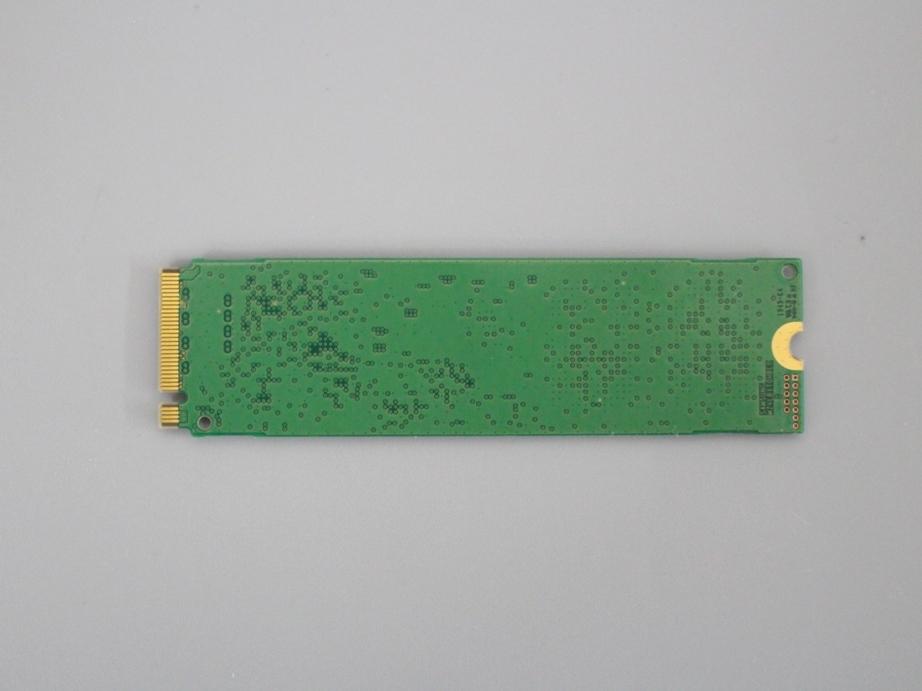 ●送料無料 累計使用時間808H SAMSUNG MZ-VLB256C■M.2 NVMe 256GB SSD 2280動作確認済み