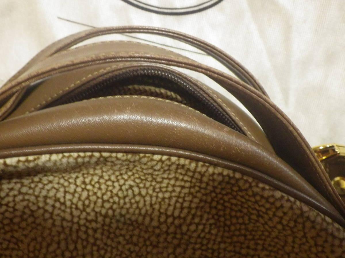 ボルボネーゼ ショルダーバッグ うずら柄 定形外710円_画像5