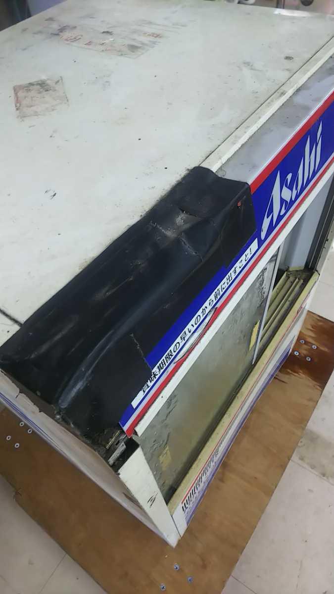 サンデン 冷蔵ショーケース MU-180F 中古現状品_画像3