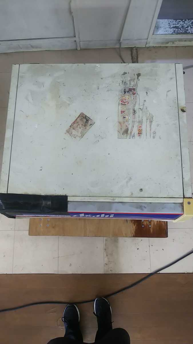 サンデン 冷蔵ショーケース MU-180F 中古現状品_画像2