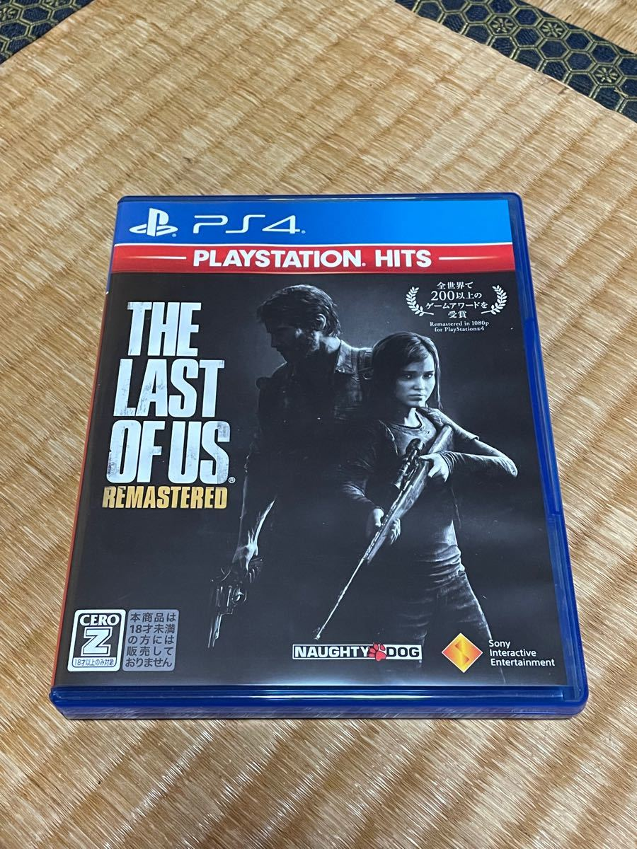 PS4 THE LAST OF US ラストオブアス
