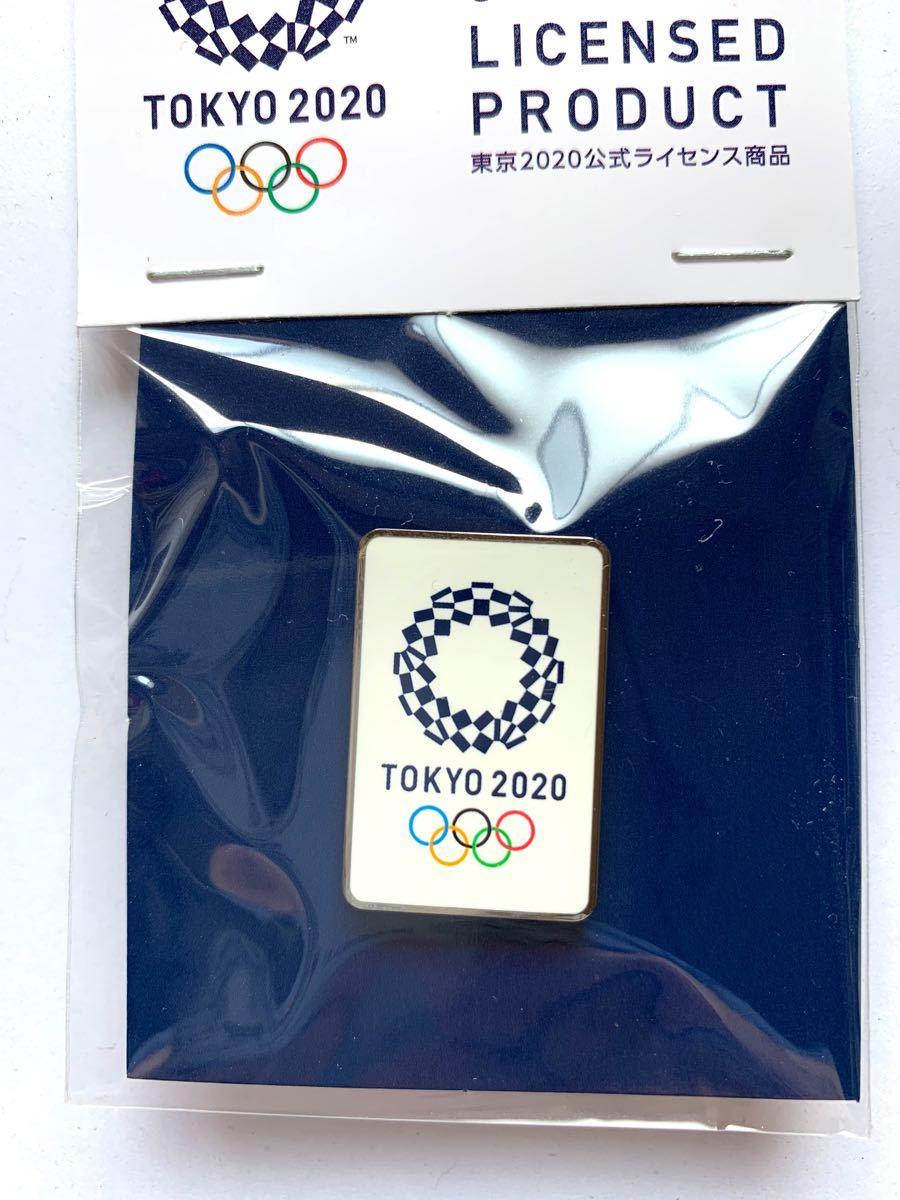 新品未開封☆ピンバッジ☆ピンバッチ☆東京オリンピック☆東京2020☆組市松紋