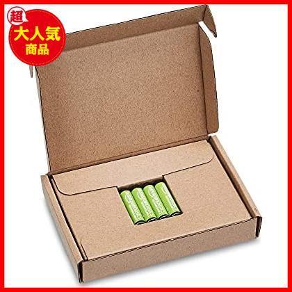 Amazonベーシック 充電池 充電式ニッケル水素電池 単4形4個セット (最小容量800mAh、約1000回使用可能)_画像4