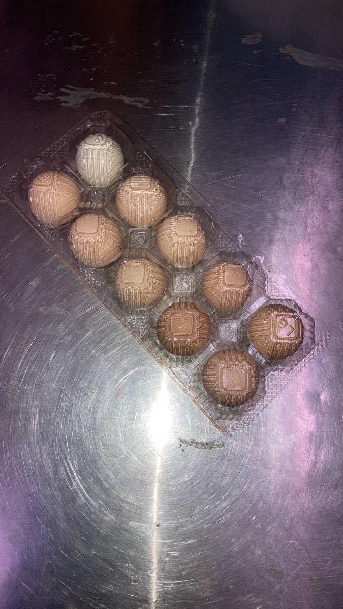 東京烏骨鶏の有精卵 孵化用B群から 6個の出品_画像3