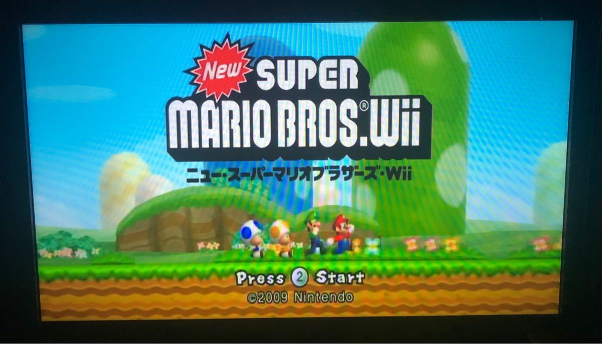 wii本体セット ・ソフト ・Wiiリモコン