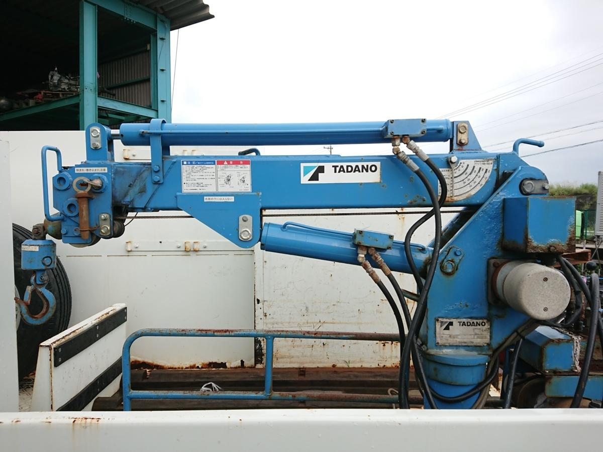 211305 タダノ TADANO ZAROHAN 50 3段クレーン TM-05E-1-102_画像3