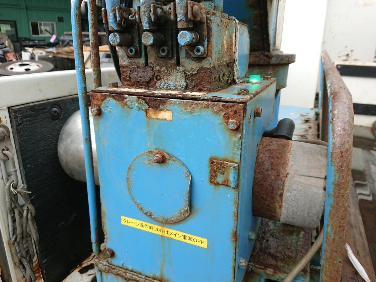 211305 タダノ TADANO ZAROHAN 50 3段クレーン TM-05E-1-102_画像7