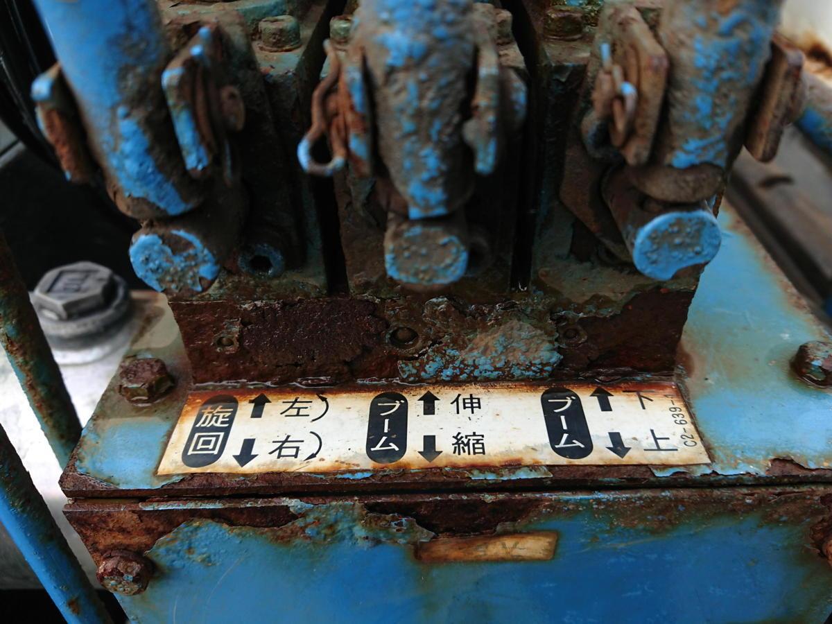 211305 タダノ TADANO ZAROHAN 50 3段クレーン TM-05E-1-102_画像9