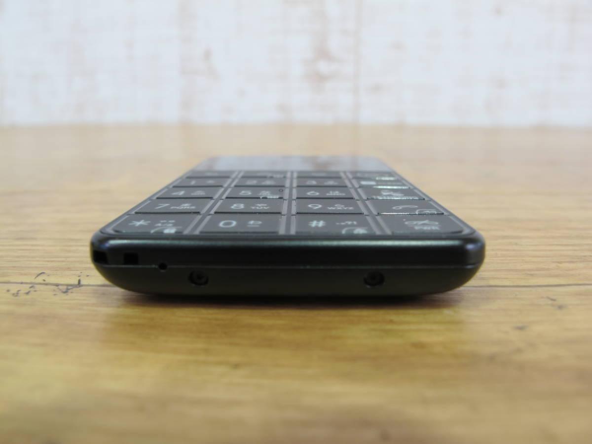 ◎ジャンク フューチャーモデル㈱ NichePhone-S/ニッチフォンS MOB-N18-01-BK ブラック 4G 通電のみ動確 SIMフリー携帯電話 @送料520円_画像9
