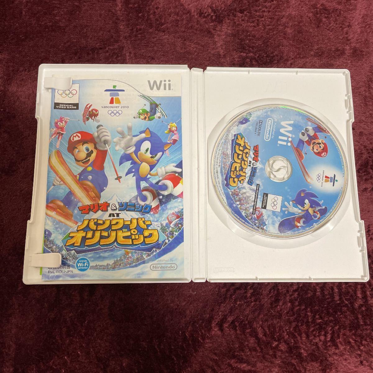 【Wii】 マリオ&ソニック AT
