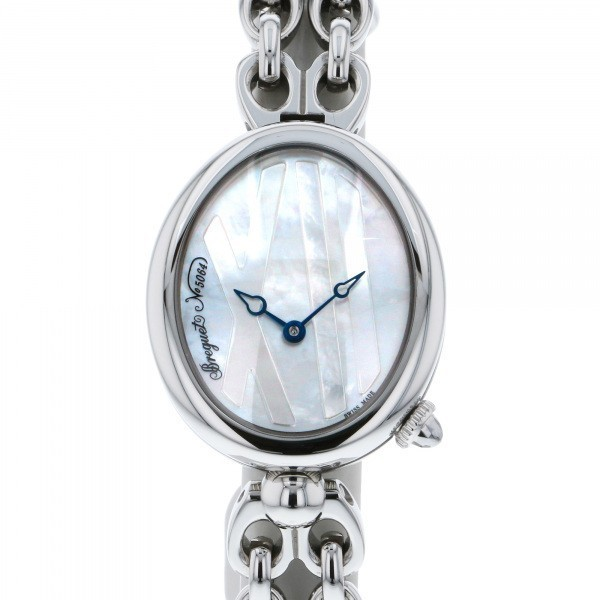 Breguet Queen of Naples 9807ST / 5W / J50 White Dial New and Old Watches Ladies Brand Watches & Ha Lines & Breguet