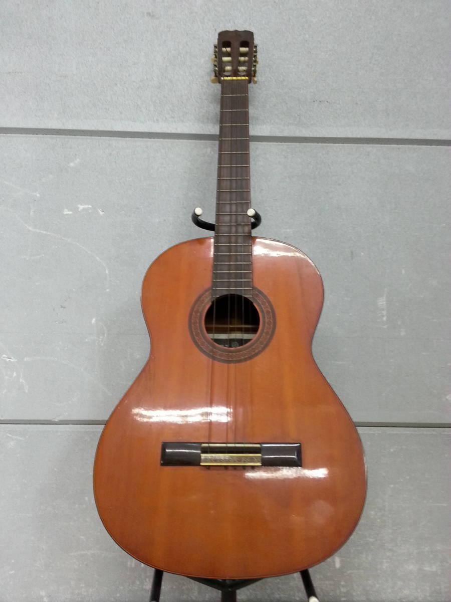 6IN1393 SUZUKI 鈴木バイオリン クラシックギター No.35 弦楽器 ジャンク iI0715_画像1