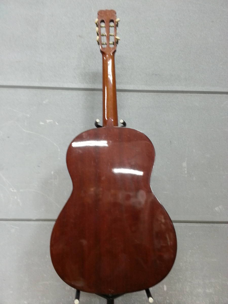 6IN1393 SUZUKI 鈴木バイオリン クラシックギター No.35 弦楽器 ジャンク iI0715_画像4