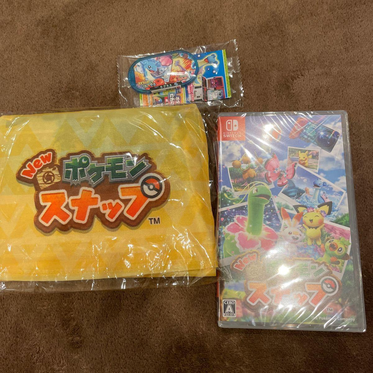 【Switch】 New ポケモンスナップ Nintendo Switch 任天堂スイッチ