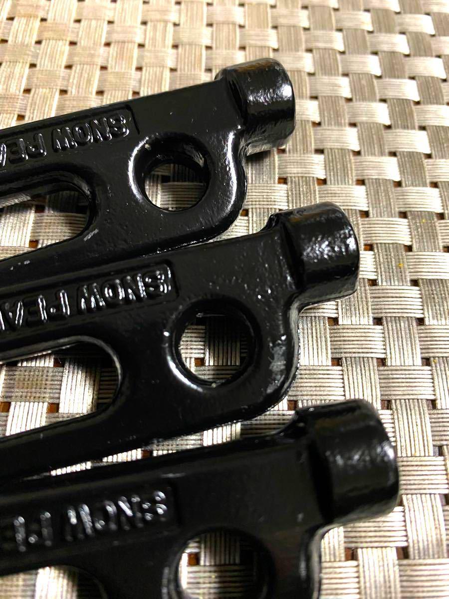 【未使用品】ペグハンマーPro.C銅ヘッド+ソリッドステーク30 6本セット スノーピーク