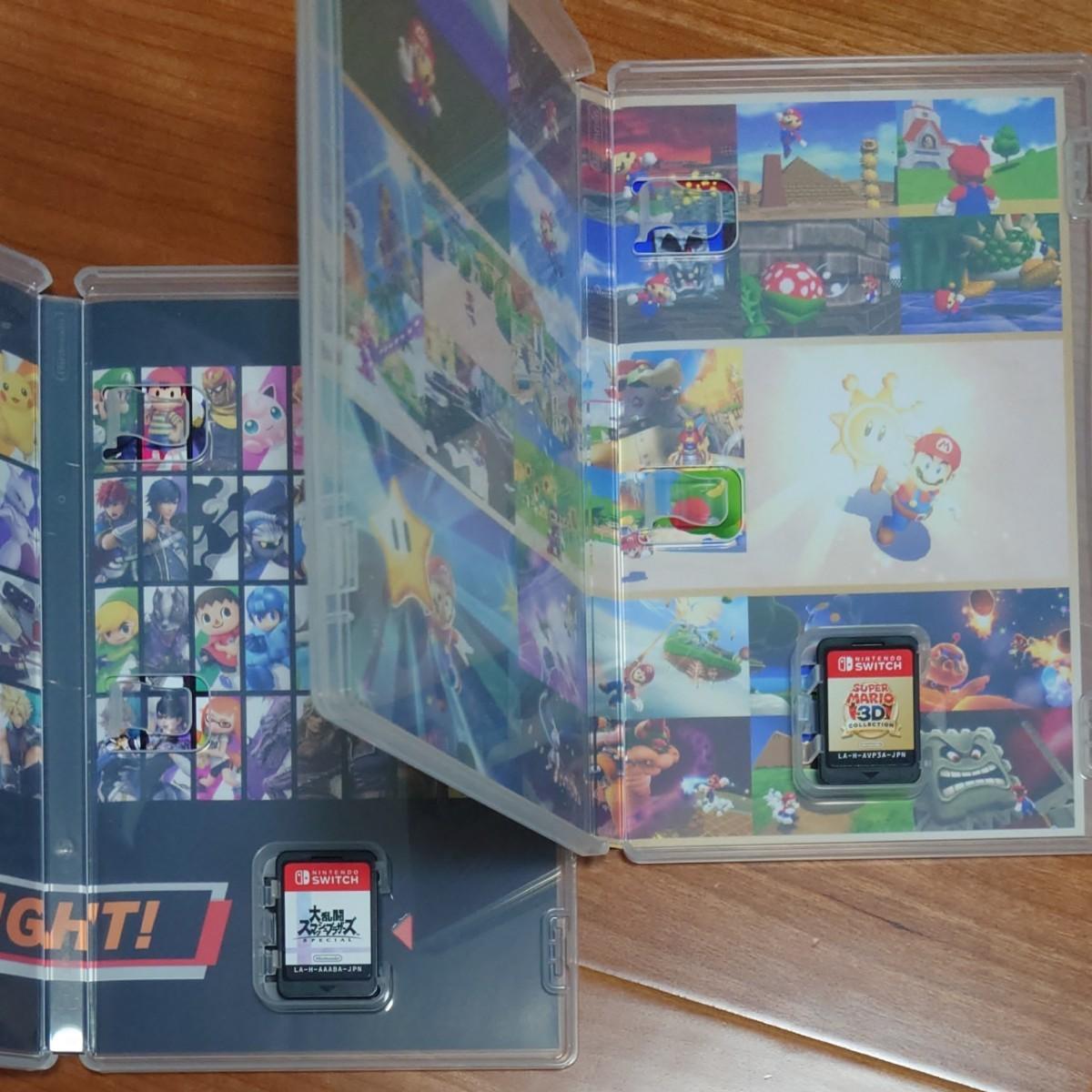 Nintendo Switch 大乱闘スマッシュブラザーズSPECIAL スーパーマリオ3Dコレクション セット