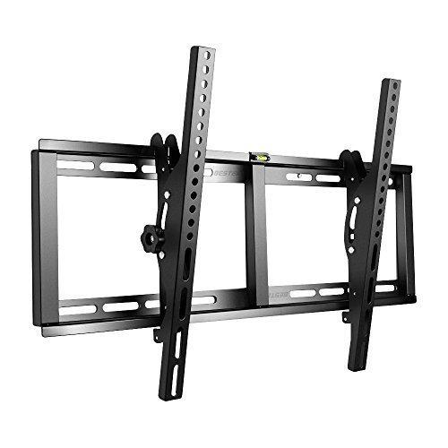 新品ブラック BESTEK テレビ壁掛け金具 26~65インチLED液晶テレビ対応 左右移動式 角度調節可能 BTT1ZKY_画像1