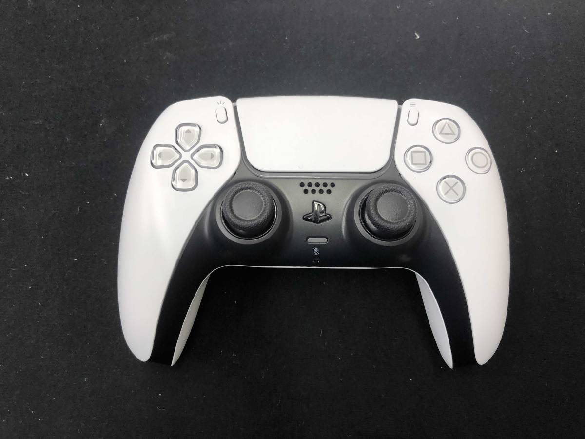 送料無料 SONY PlayStation5(PS5) ディスクドライブ搭載モデル ソニー プレステーション5 プレステ5 美品_画像3