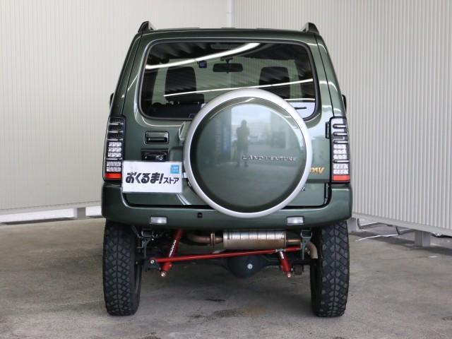 「ジムニーランドベンチャー 4WD ターボ リフトUP ルーフ」の画像2