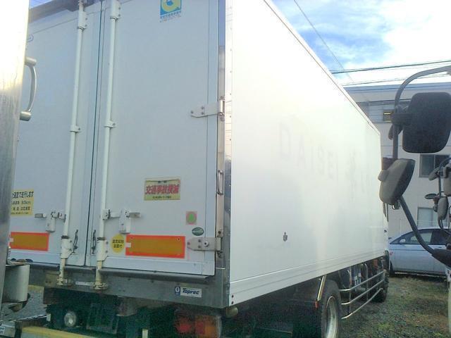 「レンジャー増トン 冷凍車 冷凍冷蔵車 冷蔵車 格納ゲート ス」の画像3