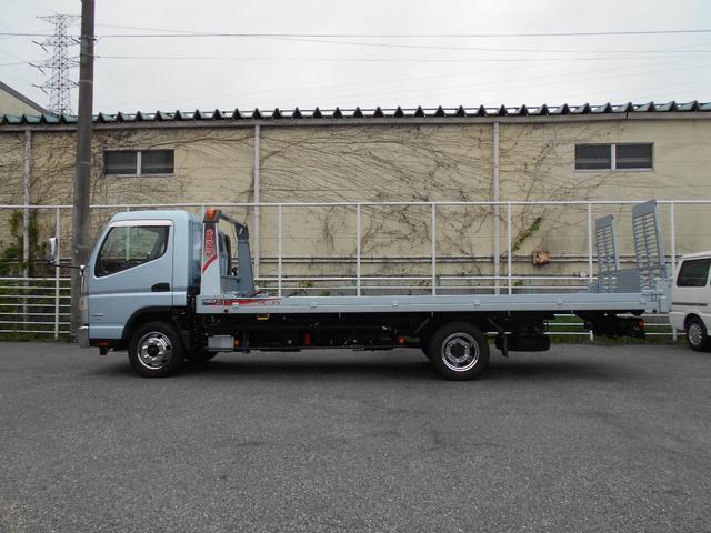 「キャンター3t積みカスタム積載車 古河ユニックネオ5」の画像3