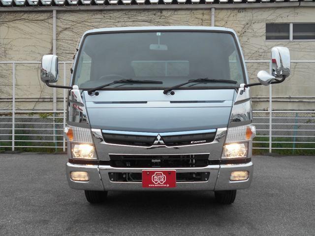 「キャンター3t積みカスタム積載車 古河ユニックネオ5」の画像2