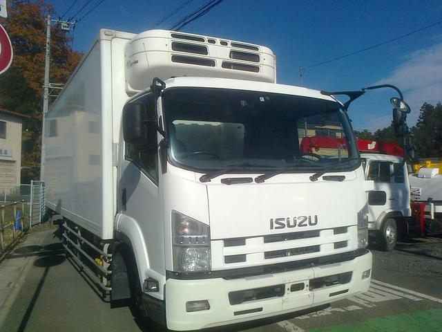 「フォワード増トン 5トン 冷凍車 冷凍冷蔵車 パワーゲート 」の画像2