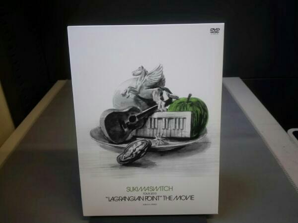 """スキマスイッチ TOUR 2010""""LAGRANGIAN POINTTHE MOVIE 初回版 ライブグッズの画像"""