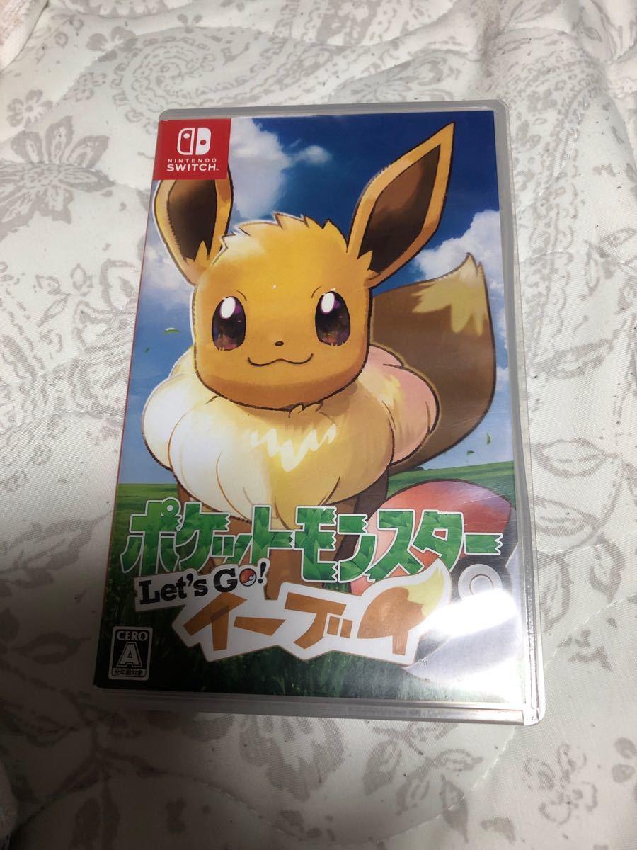 ポケットモンスター Let''s Go イーブイ Nintendo Switch Switchソフト 任天堂スイッチ